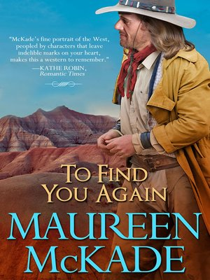 cover image of To Find You Again