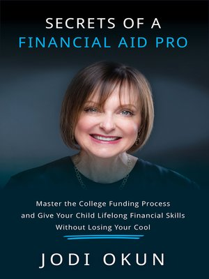 cover image of Secrets of a Financial Aid Pro