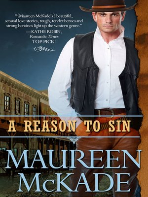 cover image of A Reason to Sin