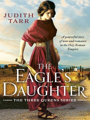 cover image of The Eagle's Daughter