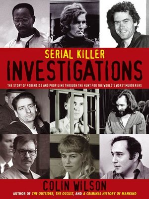 cover image of Serial Killer Investigations
