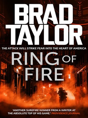 cover image of Ring of Fire