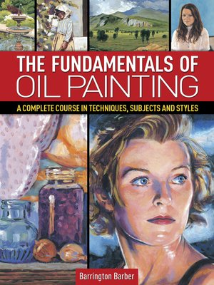 cover image of The Fundamentals of Oil Painting