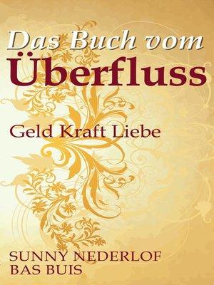 cover image of Das Buch vom Überfluss