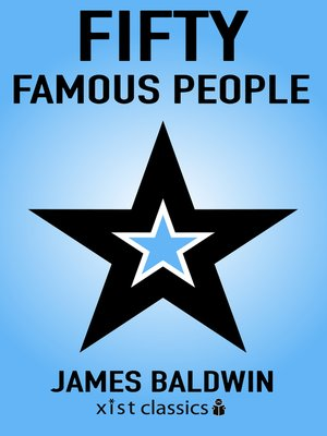 cover image of Fifty Famous People