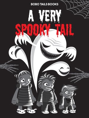 cover image of A Very Spooky Tail
