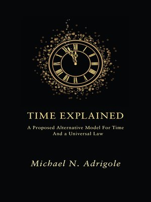 cover image of Time Explained