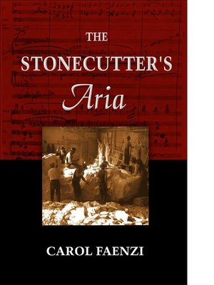 cover image of The Stonecutter's Aria