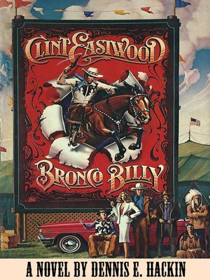 cover image of Bronco Billy