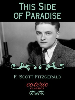 cover image of This Side of Paradise