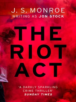 cover image of The Riot Act