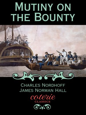 cover image of Mutiny on the Bounty