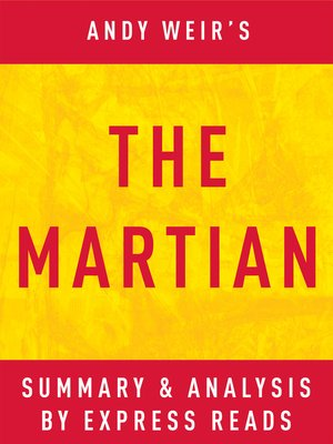 cover image of The Martian by Andy Weir / Summary & Analysis