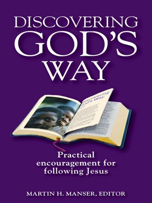 cover image of Discovering God's Way