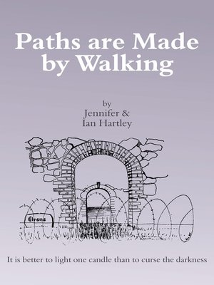 cover image of Paths are Made by Walking