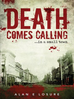 cover image of Death Comes Calling