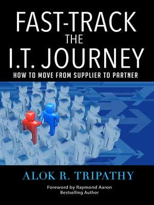 cover image of Fast Track I.T. Journey