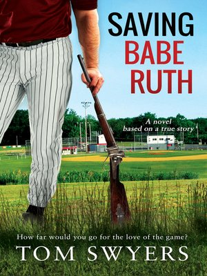 cover image of Saving Babe Ruth