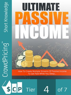 cover image of Ultimate Passive Income