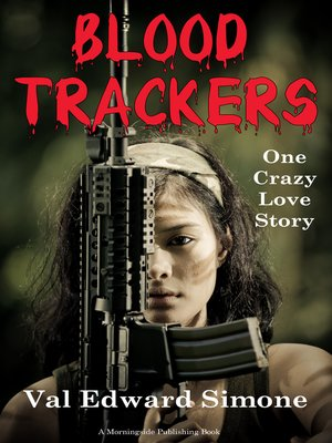 cover image of Blood Trackers