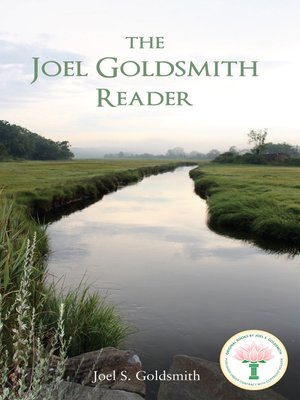 cover image of The Joel Goldsmith Reader