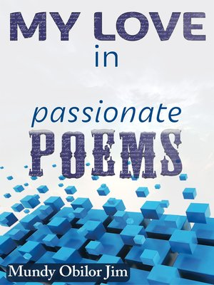 cover image of My Love In Passionate Poems