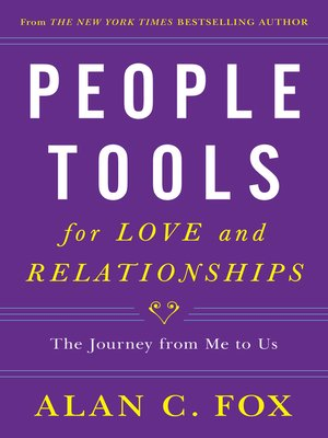 cover image of People Tools for Love and Relationships