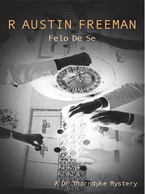 cover image of Felo De Se