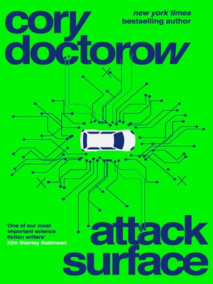 cover image of Attack Surface
