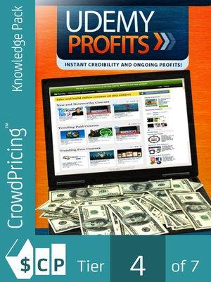 cover image of Udemy Profits