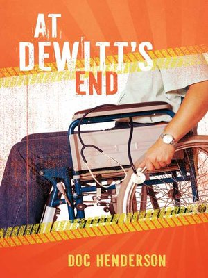 cover image of At Dewitt's End