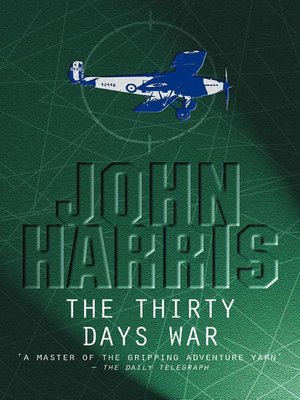 cover image of The Thirty Days War