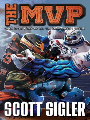 cover image of The MVP