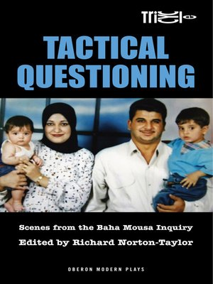 cover image of Tactical Questioning