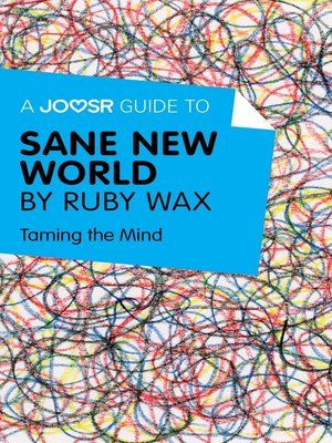 cover image of A Joosr Guide to... Sane New World by Ruby Wax