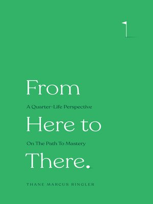 cover image of From Here to There