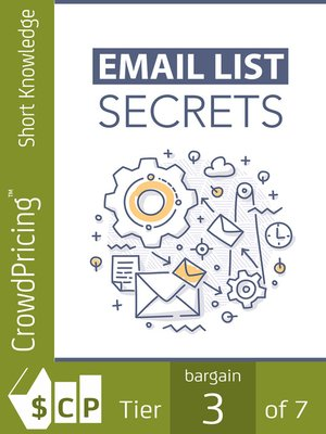 cover image of Email List Secrets