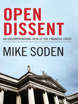 cover image of Open Dissent