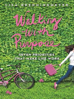 cover image of Walking With Purpose