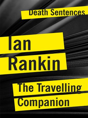 cover image of The Travelling Companion