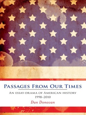 cover image of Passages from Our Times