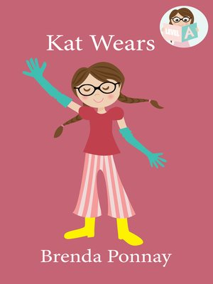cover image of Kat Wears