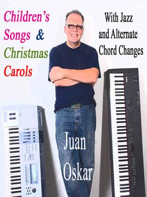 """cover image of """"Children's Songs"""" and """"Christmas Carols"""""""