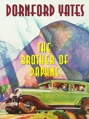cover image of The Brother of Daphne