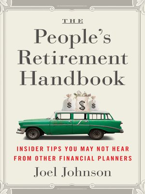 cover image of The People's Retirement Handbook