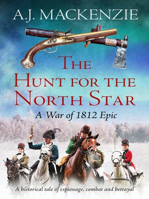 cover image of The Hunt for the North Star