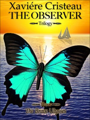 cover image of The Observer--Trilogy -