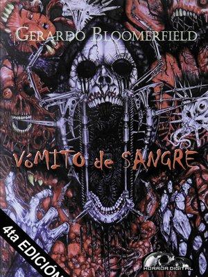 cover image of Vómito de Sangre