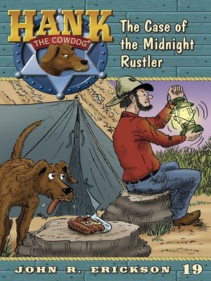 cover image of The Case of the Midnight Rustler