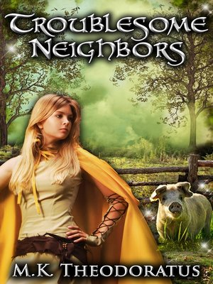 cover image of Troublesome Neighbors